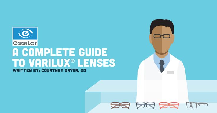 Good Complete Guide To Varilux® Lenses