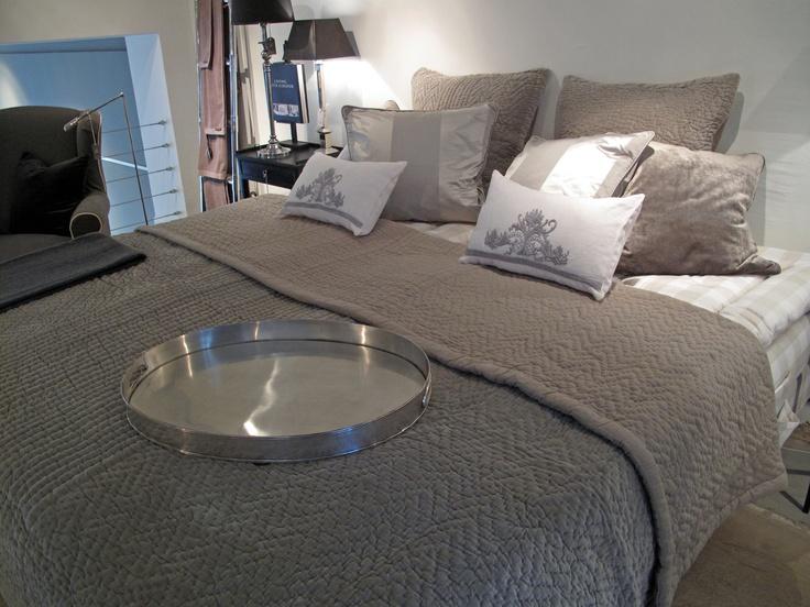 Hästens beds, made in Sweden