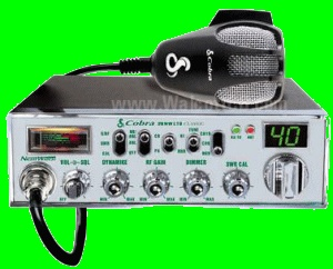 Test for getting amateur cb radio license