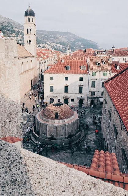 Tour Guide Through the Dubrovnik City Walls – Dubrovnik Guide Part 3