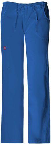Soft Works Pantalon Mujer Color Royal - http://www.dickies.pe