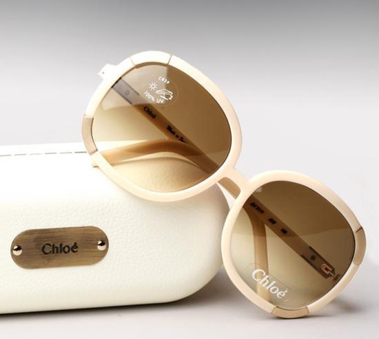 Chloe Sunglasses. My new pair :)