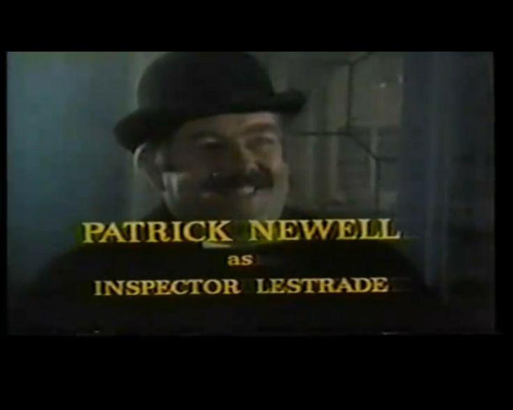 Patrick Newell as Inspector Lestrade