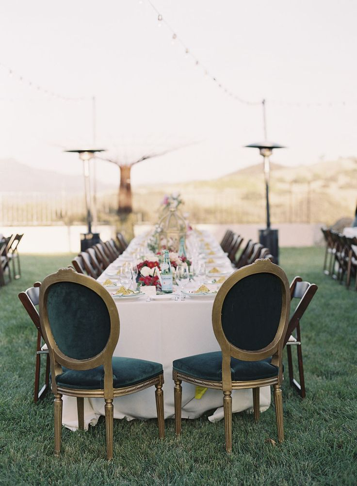 Chinoiserie Inspired Wedding from Caroline Tran 12
