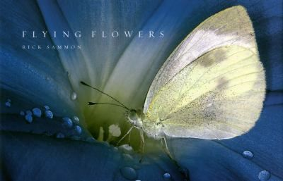 'Flying Flowers' is a collection of images of butterflies by renowned nature photographer Rick Sammon. Using digital photography, he offers us a new view of these delicate insects in their natural habitat, during all stages of life - emerging from the cocoon, taking flight, migrating in mass, or perched on a flower. Coffee table book. All ages.