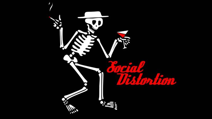 Social Distortion - Up Around The Bend (Creedence Clearwater Revival cover)