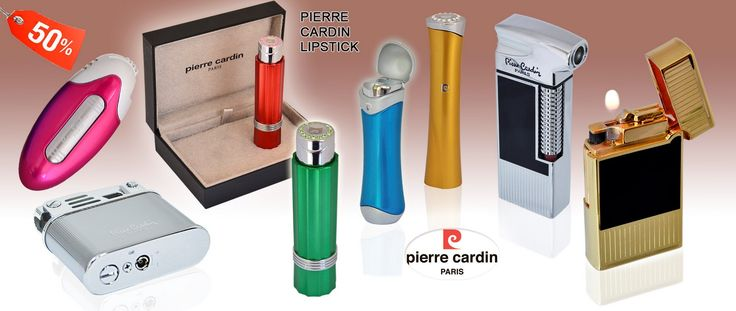 Pierre Cardin, Пьер Карден, купить зажигалки оптом