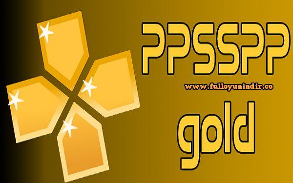 PPSSPP Gold Psp Android Emülatörü Full
