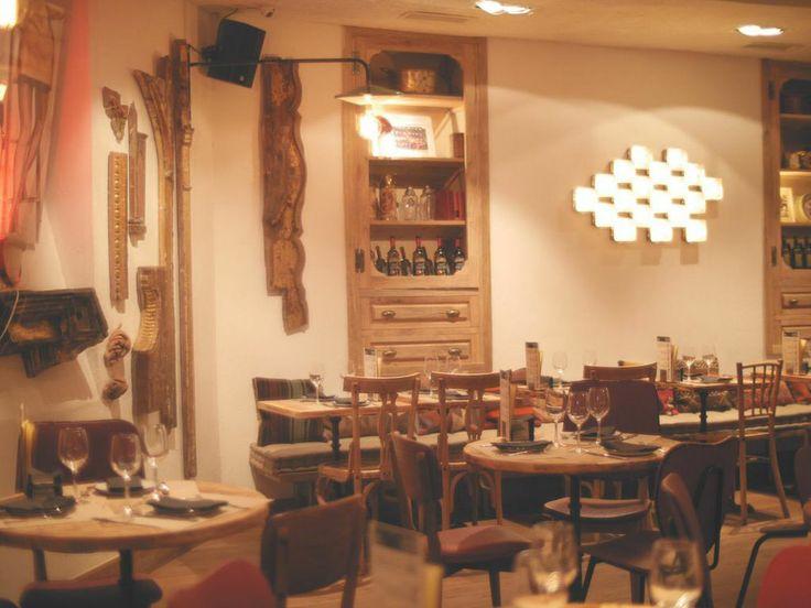 Makkila downstairs dinning room