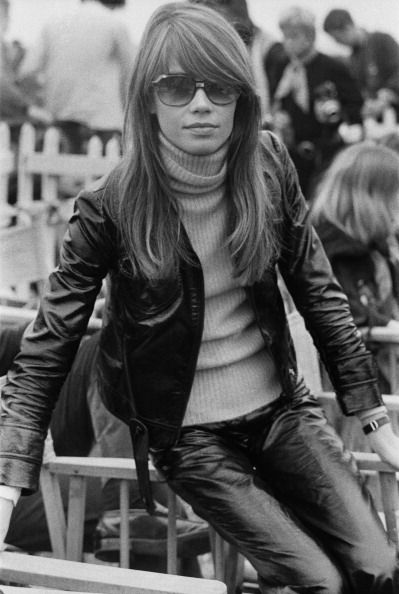 francoise hardy - love this outfit