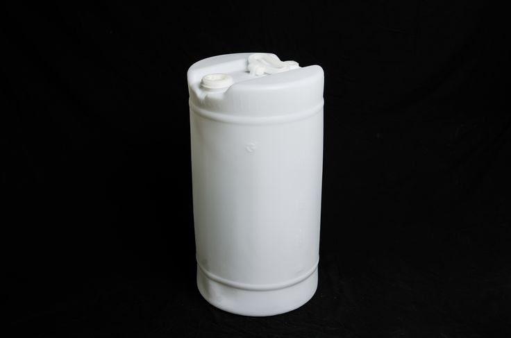 New 15 Gal. Poly Tight Head Barrel/Drum UN Rated.  Natural or Blue. Great for water storage. www.containerbuyers.com 1-877-959-6800