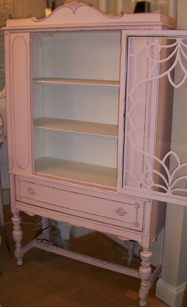 RESERVED FOR MALIA - Vintage Palest Pink Nursery Baby ...