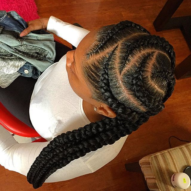 Pleasing 1000 Images About Love The Kids Braids Twist And Natural Styles Short Hairstyles Gunalazisus
