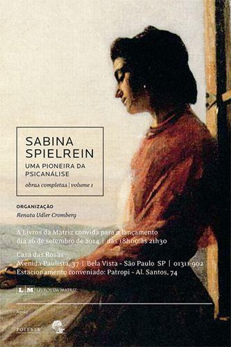 Obras completas de Sabina Spielrein | Mente e Cérebro | Duetto Editorial