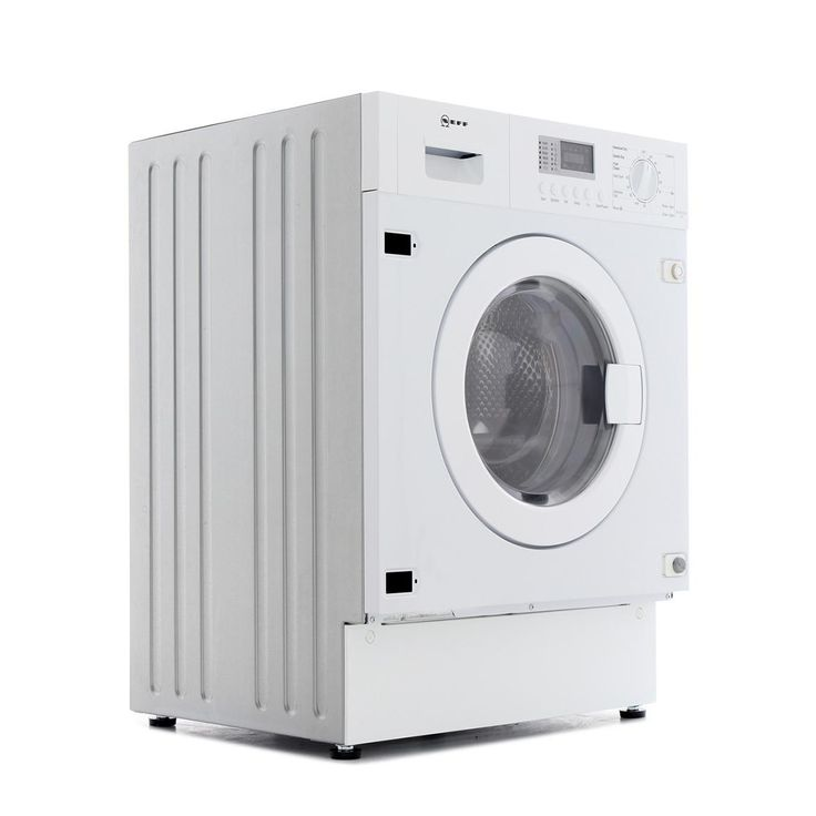 Buy Neff V6320X1GB Integrated Washer Dryer - White | Marks Electrical