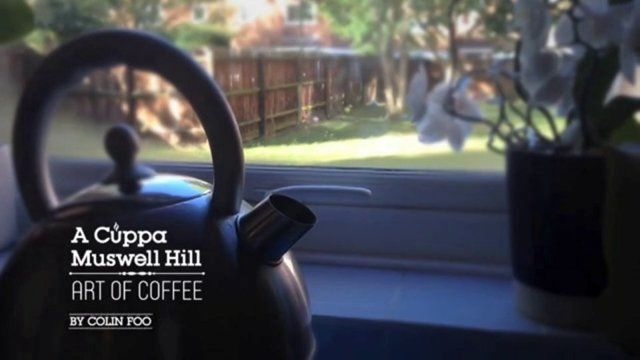 A Cuppa Muswell Hill - Art of Coffee on Vimeo