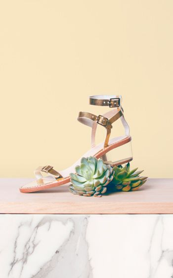 Loeffler Randall Art direction, photography and prop styling for New York based footwear company Loeffler Randall's SS'13 newsletter imagery.