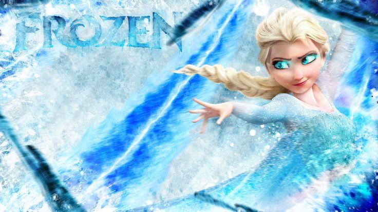 frozen hd backgrounds