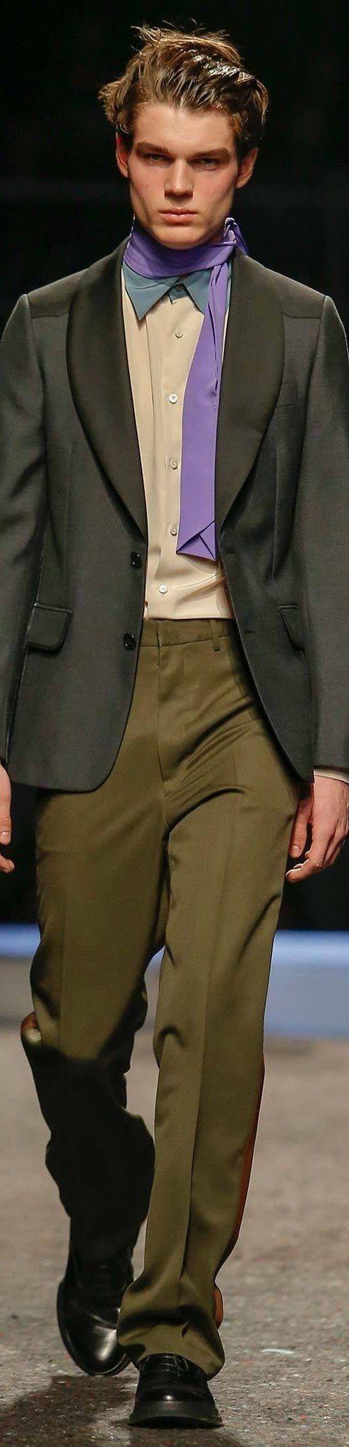 Prada - Menswear - Fall