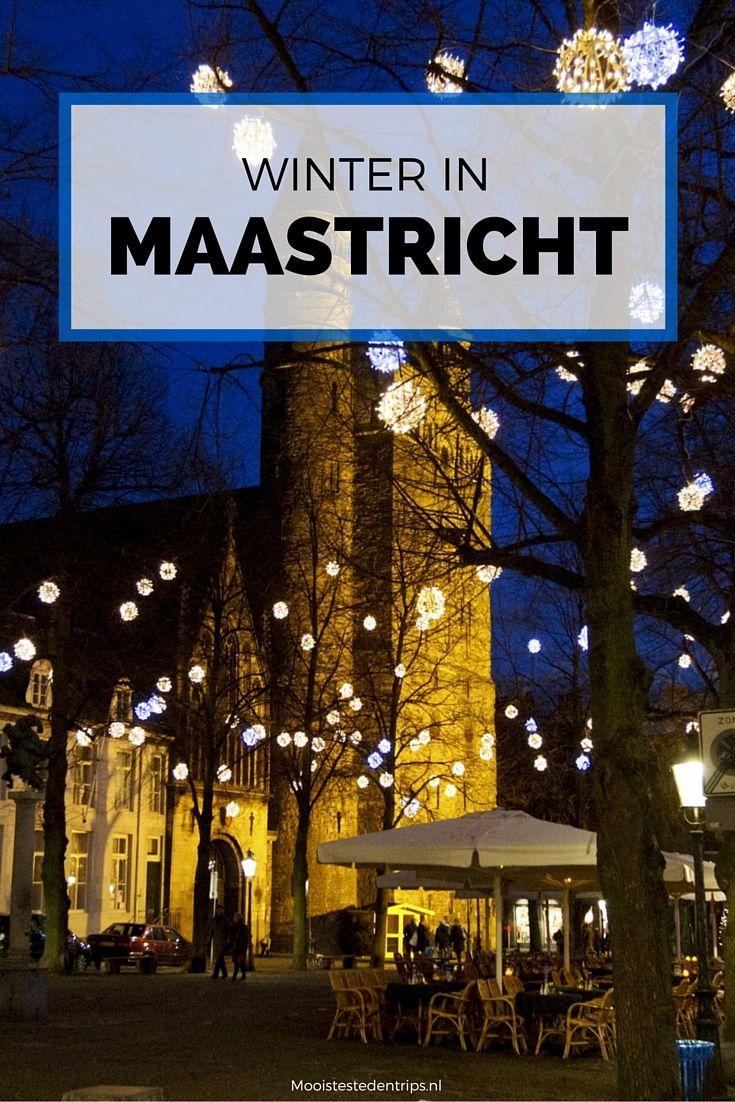 Wil je in december een leuk weekendje weg? Ga naar Maastricht! Naar de kerstmarkt op het Vrijthof, lekker winkelen en natuurlijk leuk overnachten | Mooistestedentrips.nl