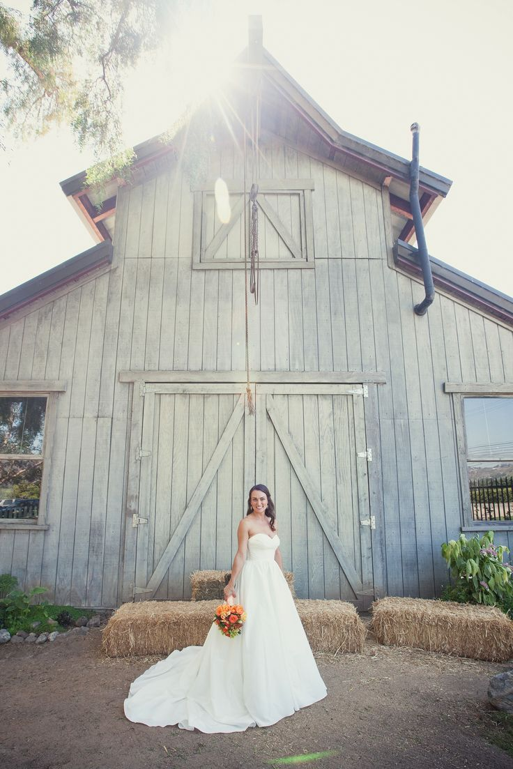 Southern California Barn Wedding Venues on I