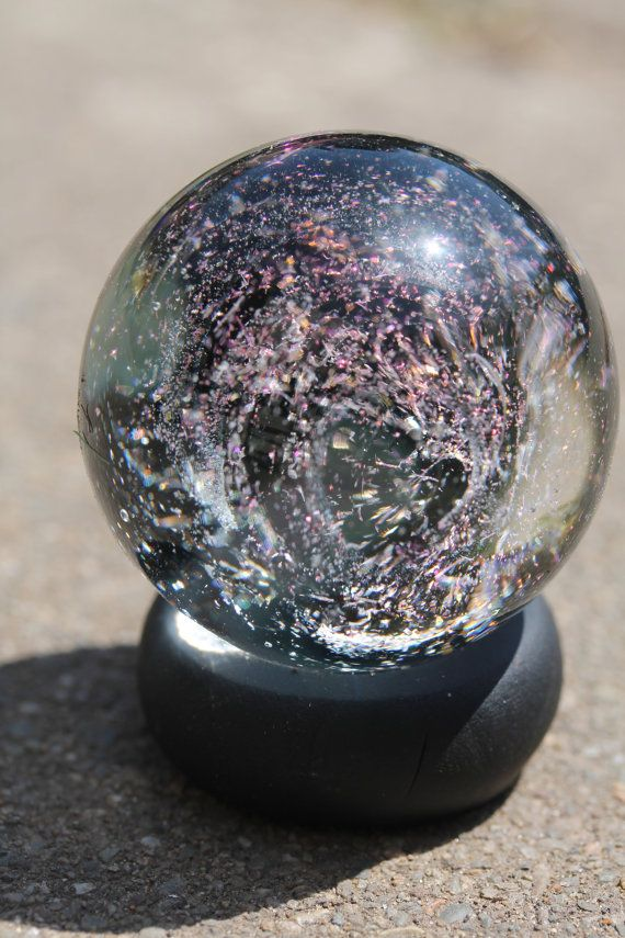 Galaxy Glass Marbles