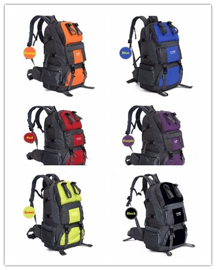 I  know you need a backpack!Take them to travel the amzing world! Portable and  Large Capacity with 50 L!