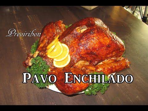 Como preparar PAVO AL HORNO -Jugoso y tierno- Pavo Adobado - Mexican Oven Roasted Turkey - YouTube
