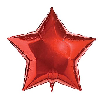 Create a star studded entrance way for your event!  These 20 inch balloons are colored on both sides.