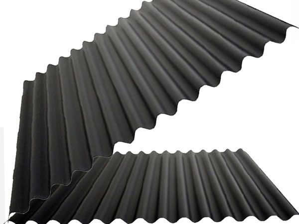 Corrugated Roofing Tile Excellent Thermal Insulation Performance Performance The Thermal Conductivity Is 0 325w M K Corrugated Roofing Steel Tiles Roofing