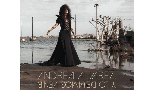Andrea Álvarez dedica un tema a Gustavo Cerati en su nuevo álbum