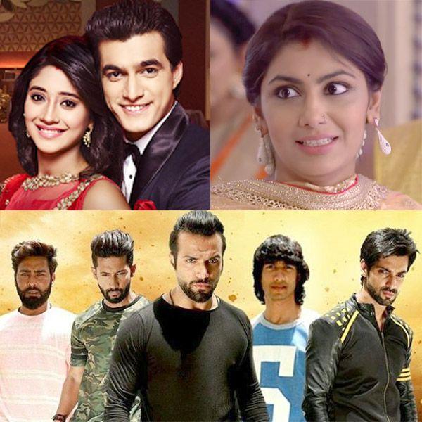 Kumkum Bhagya, Yeh Rishta Kya Kehlata Hai, Khatron Ke Khiladi 8 – Top 10 shows this week #FansnStars