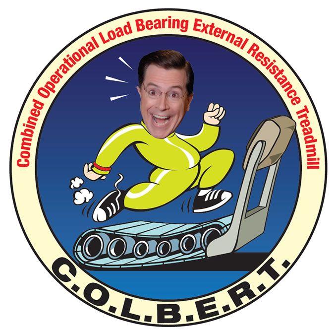 Joukkoistamisen vaarat: Varo, mitä lupaat. Viisas joukkoistaja pitää lopullisen päätösvallan itsellään: Case Nasa ja Colbert treadmill