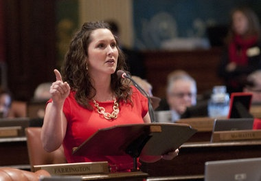Hypocrisy, thy name is Republican. This one is amazing: State Rep. Lisa Posthumus Lyons tried to exempt husband from right-to-work law