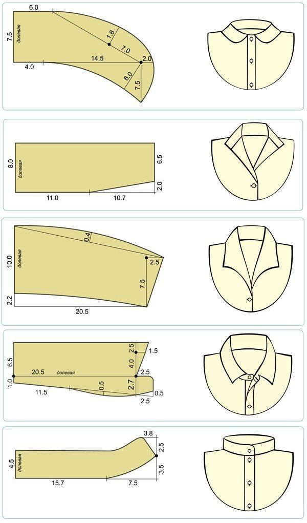 Tips for Building Different Types of Collars – Made … #diy