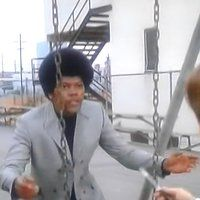Rex Holman and Clarence Williams III in Mod Squad (1968)