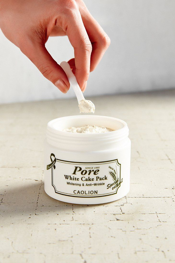 Caolion Premium Pore White Cake Pack