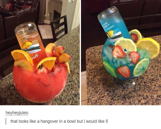 1000 ideas about fruity alcoholic drinks on pinterest for Fish bowls drinks