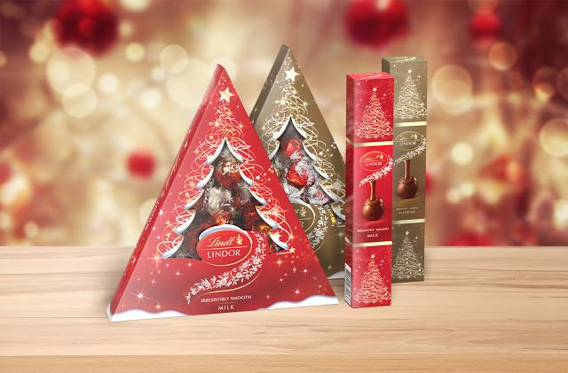Lindt Xmas on Packaging of the World - Creative Package Design Gallery
