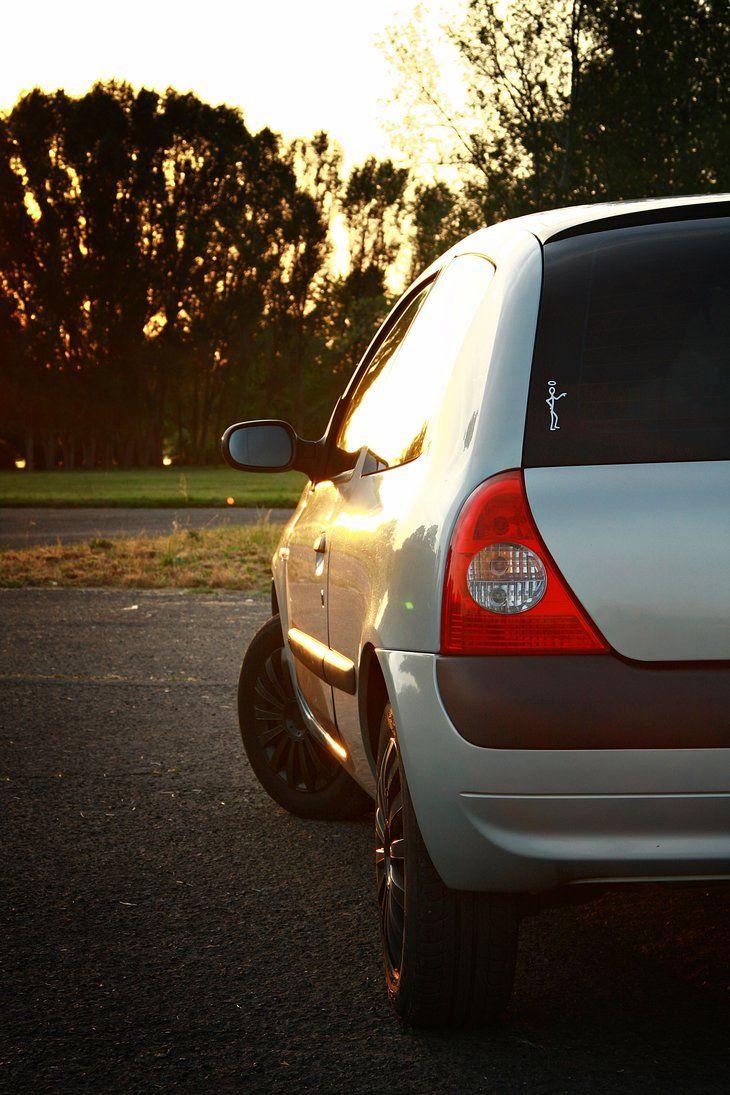 Renault Clio Mk 2