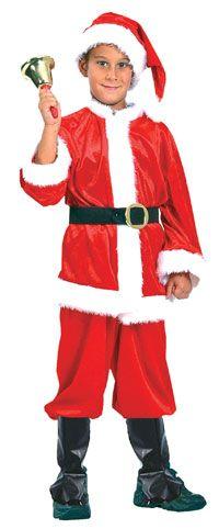 trajes navideos infantil de disfraces nios de halloween disfraces de halloween disfraces de la temporada traje de navidad kids santa costume