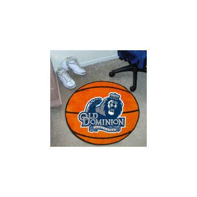 FANMATS NCAA Old Dominion University Basketball Mat