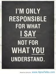 i am not responsible for your feelings quotes - Google Search.-  #coaching #NLP #lifeCoach #MotivationalCoaching #CoachingProfessionals  http://coachingportal.com/