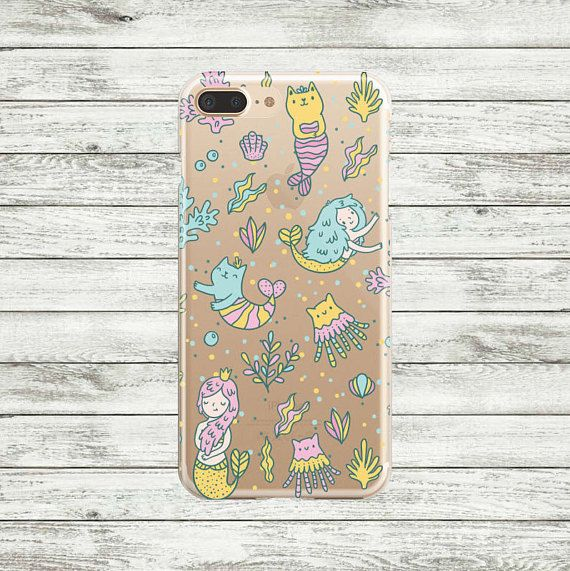 iPhone 7 Case mermaid iPhone 6 / 6s Plus Case iPhone 7 Plus