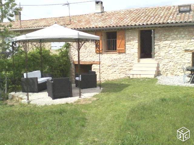 Maison type bastide provencal au porte du verdon Locations de vacances Var - leboncoin.fr 580€/sem