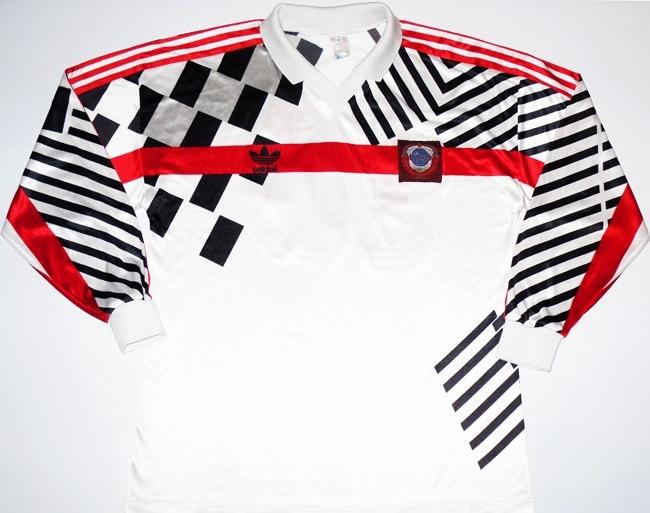1991 Soviet Union L/S Away Shirt
