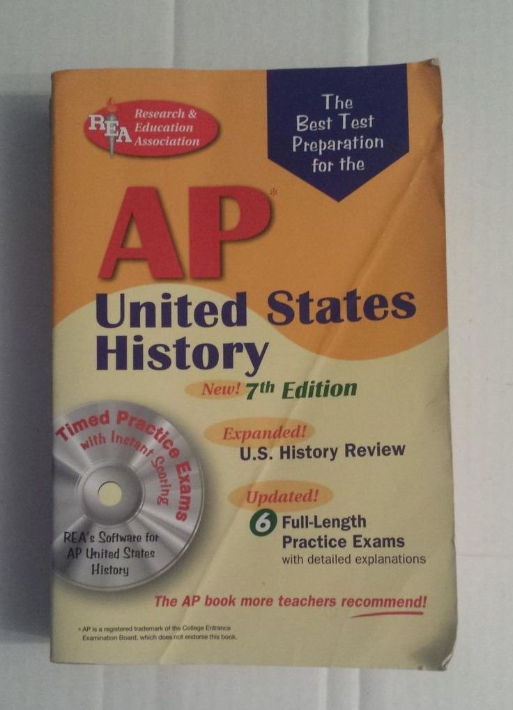 #book sale Advanced Placement (AP) Test Preparation: The AP United States History by Gary P withing our EBAY store at  http://stores.ebay.com/esquirestore