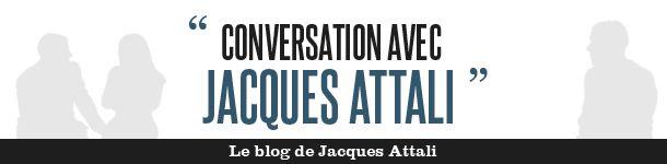 Jacques Attali - Briliant mind (even if devious at times ;-)