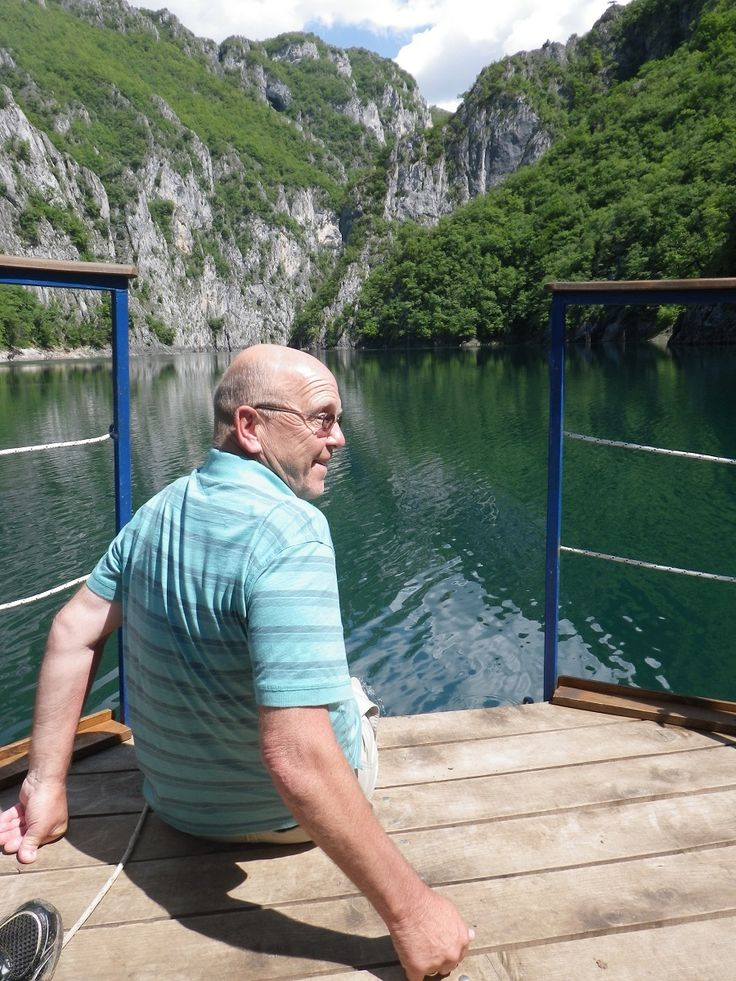 "Experience the stunning scenery of the Piva Canyon during the Piva Lake Cruise as part of our ""Standard"", ""Active"" & ""Adventure"" packages."