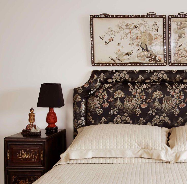 Bedroom. Brooke Aitken Design.
